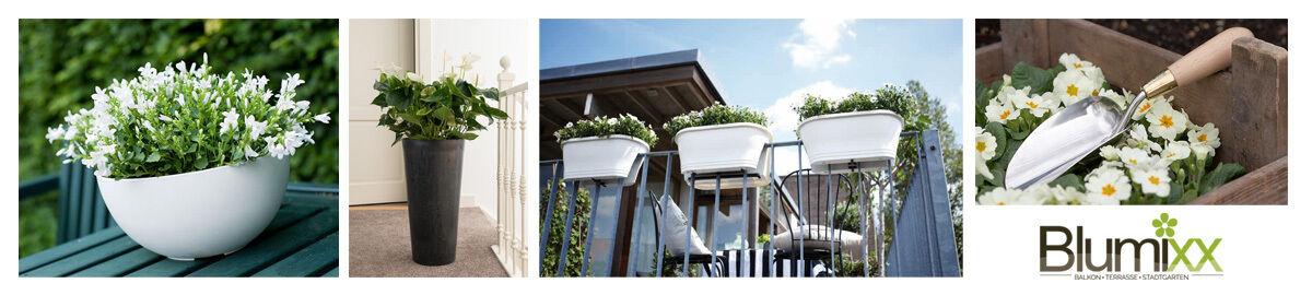 BLUMIXX-Balkon-Garten