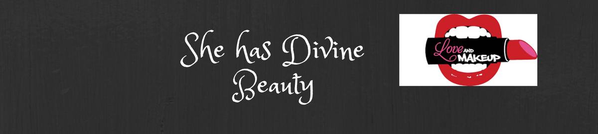 She Has Divine Beauty