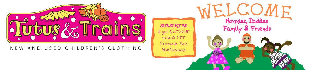 Tutus & Trains Childrens Clothing