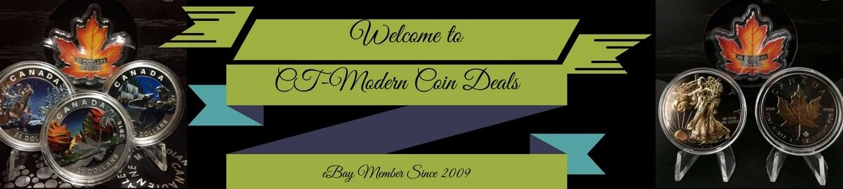 CTModern Coin Deals and More*