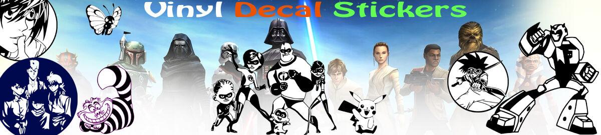 KT-decals - Vinyl Decal Stickers