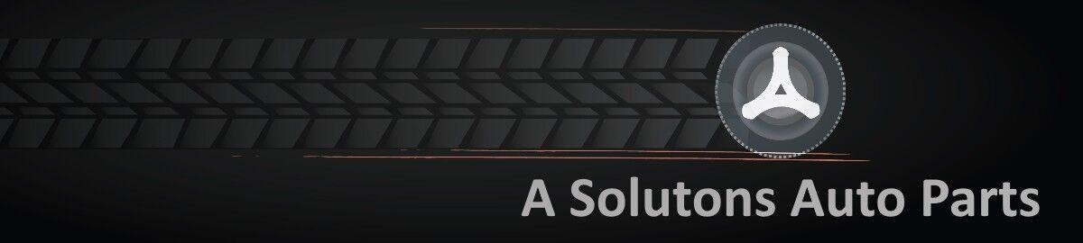 A Solutions Auto Parts