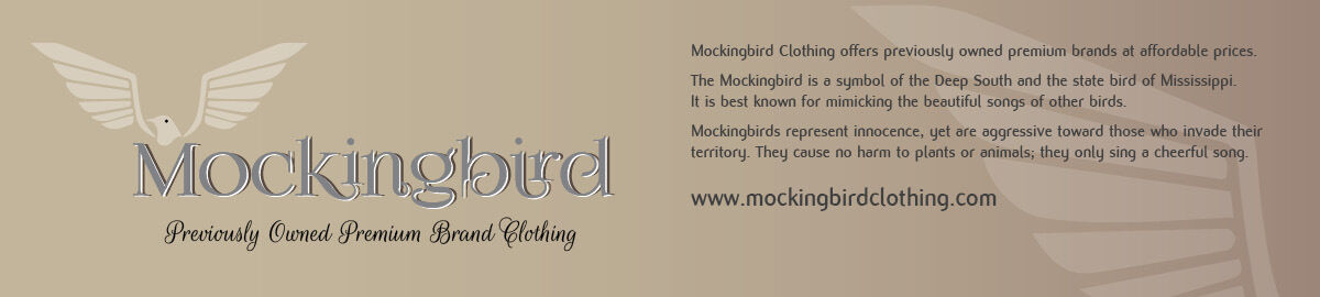 Mockingbird Clothing