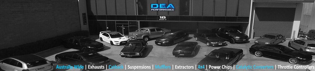 DEA Performance