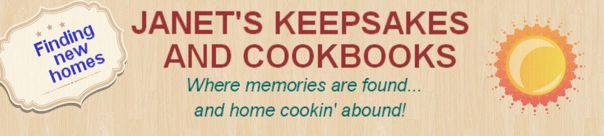 Janet's Keepsakes and Cookbooks