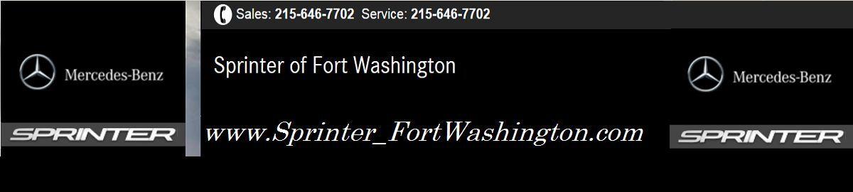 Sprinter of Fort Washington