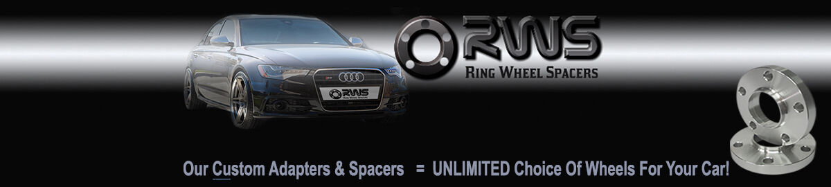 RWS.Wheel Spacers & Adapters