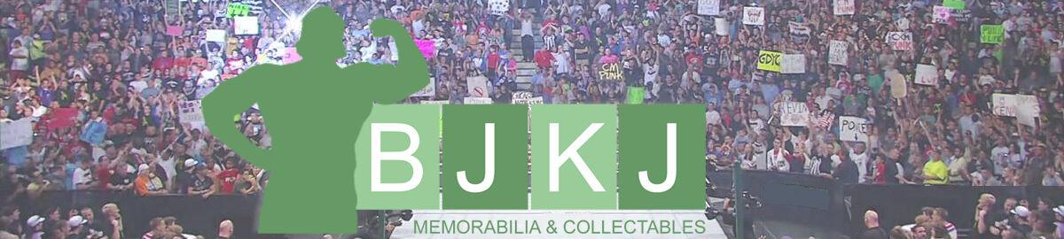 BJKJ Memorabilia & Collectables