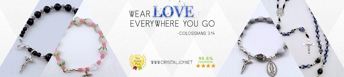 Crystal Joy Rosaries