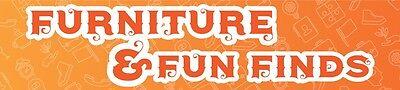 Furniture And Fun*Finds