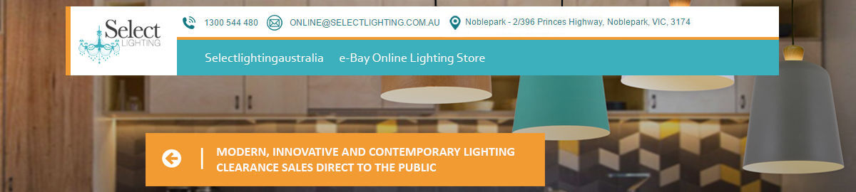 Select Lighting Australia