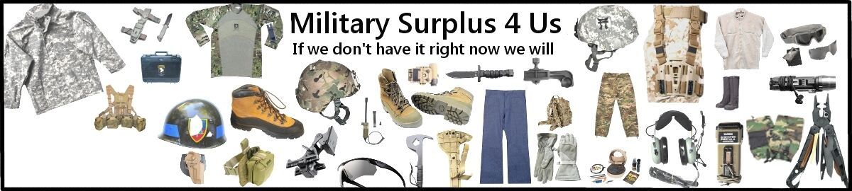 Military Surplus 4 Us