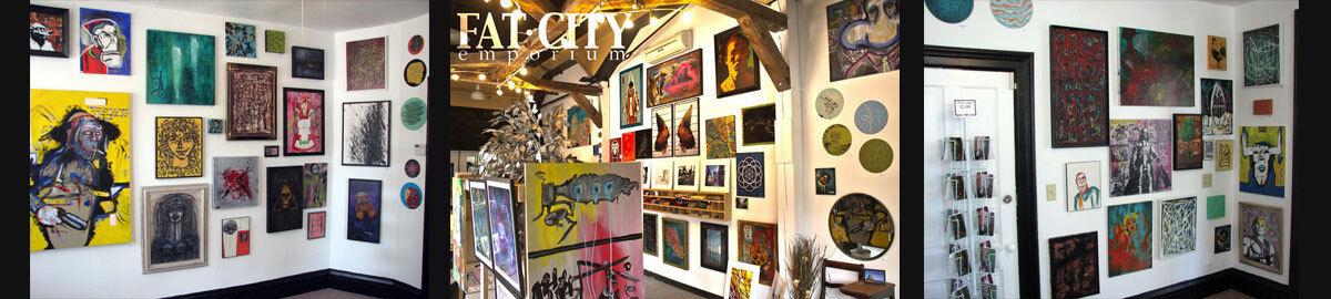 Fat City Emporium Art Gallery