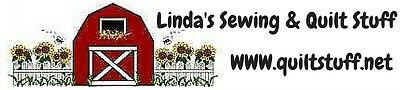 Linda's Sewing Quilt Stuff