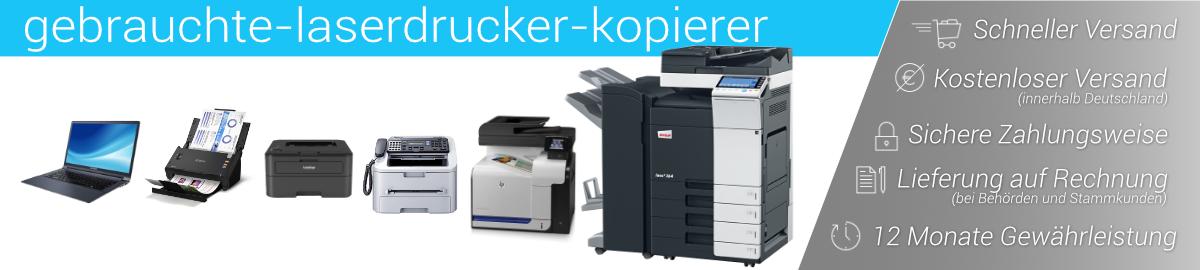 gebrauchte-laserdrucker-kopierer