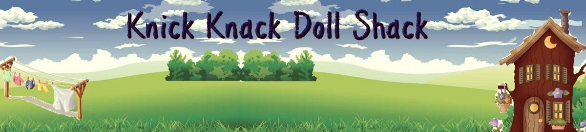 Knick Knack Doll Shack