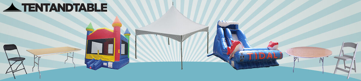 Tent and Table