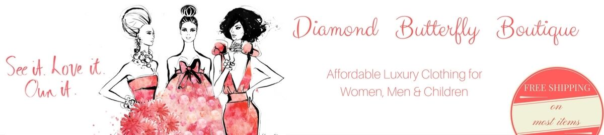 Diamond Butterfly Boutique