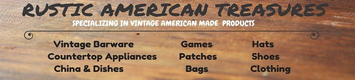 Rustic American Treasures