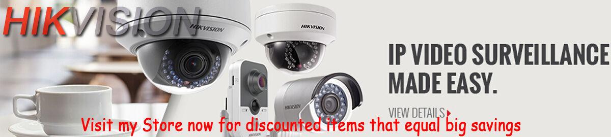 Hikvision-IP CAMERA