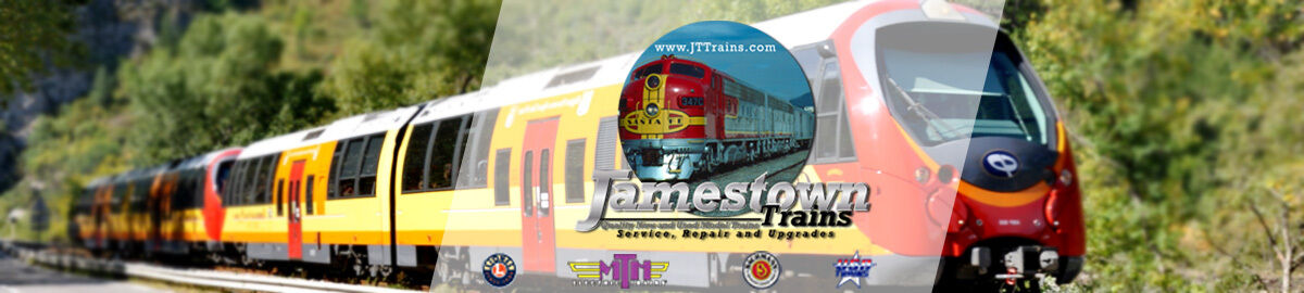 Jamestown Trains