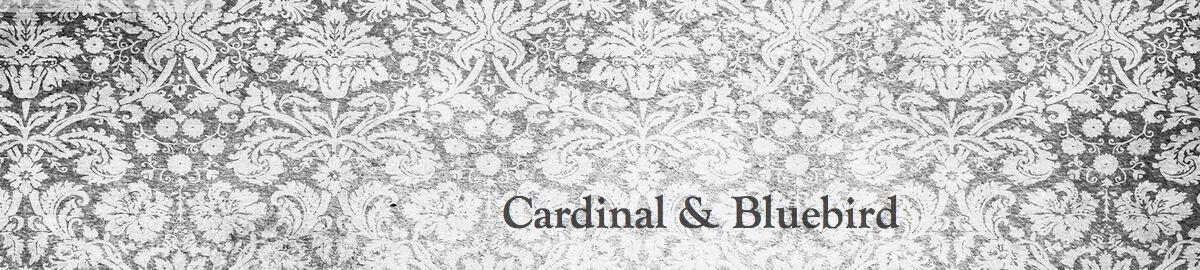 Cardinal and Bluebird