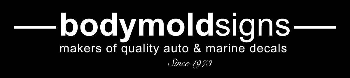 BODYMOLD AUTOMOTIVE GRAPHICS