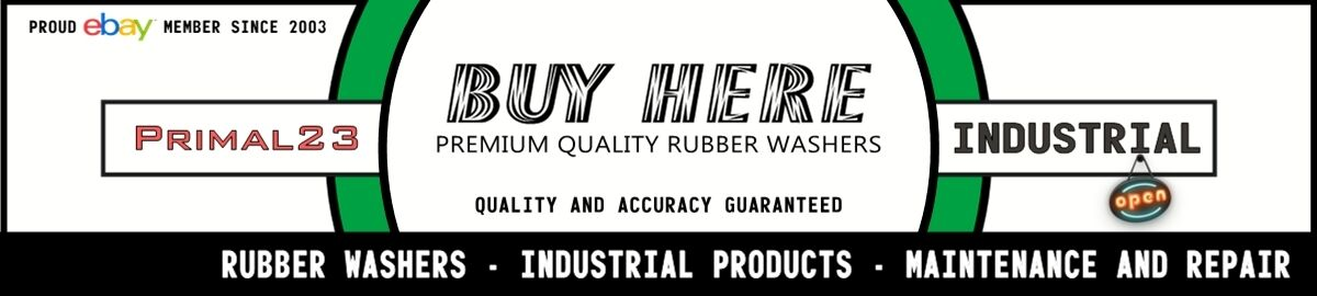 Rubber Washer Shop