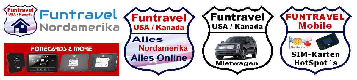 USA Mietwagen SIM Daten HotSpot
