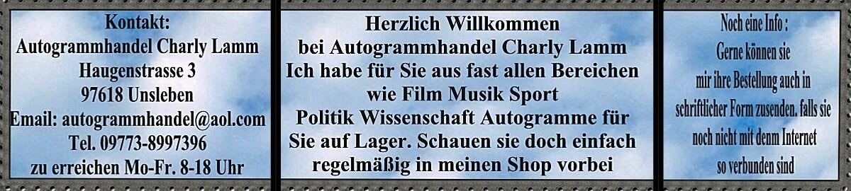 Autogramm-Shop-Deutschland