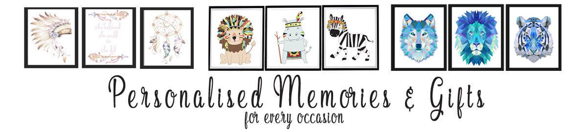 Personalised Memories&Gifts