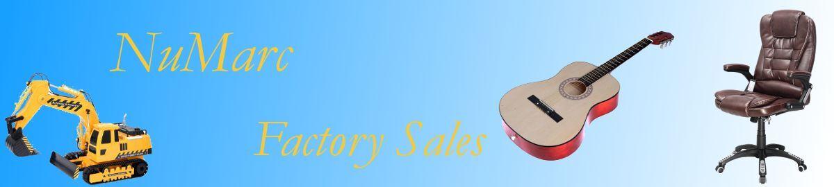 NuMarc Factory Sales