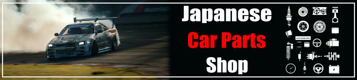 Japanese car parts shop