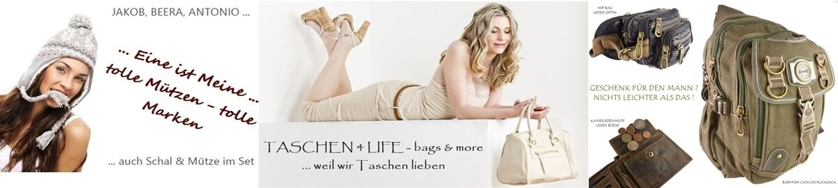 TASCHEN 4 LIFE - bags & more