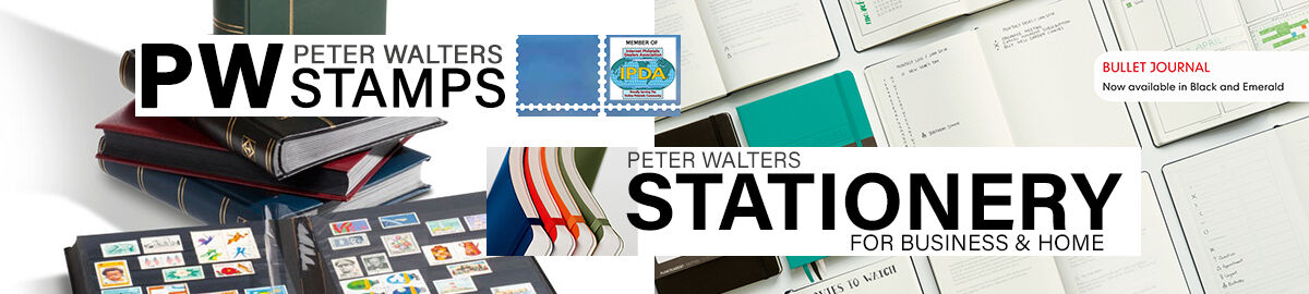 PW Philatelics & Stationery