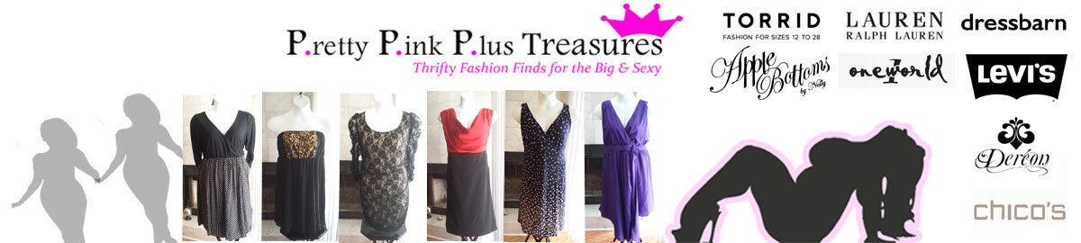 Pretty Pink Plus Treasures