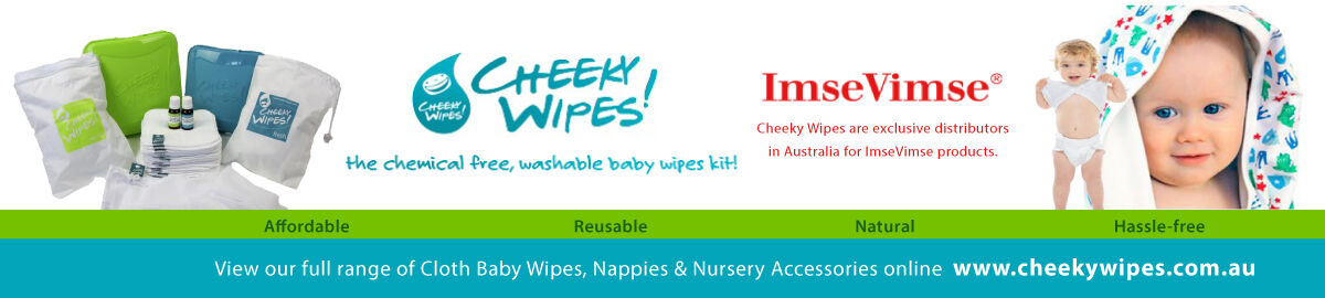 Cheeky Wipes Australia