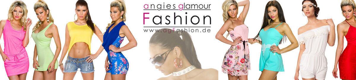 AnGieS GlaMouR BoutiQue