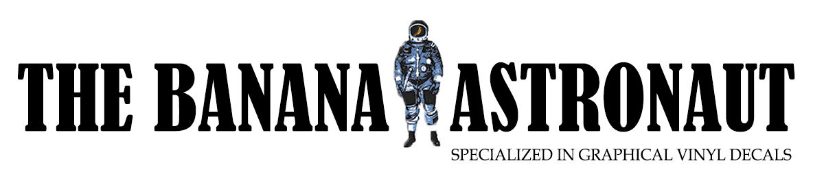 Wall Decals by Banana Astronaut