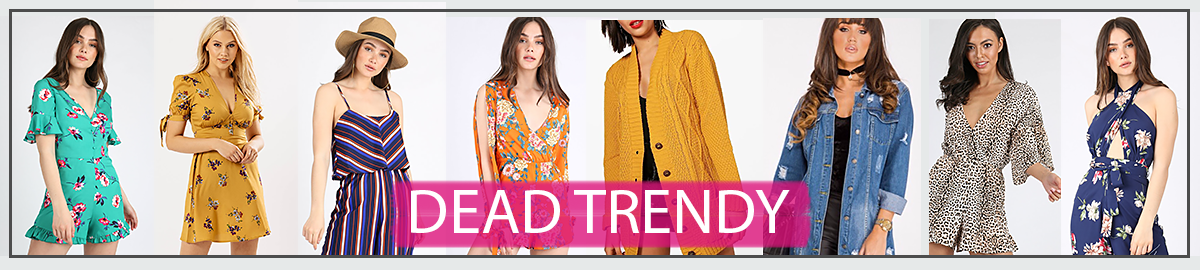 Dead Trendy Clothing