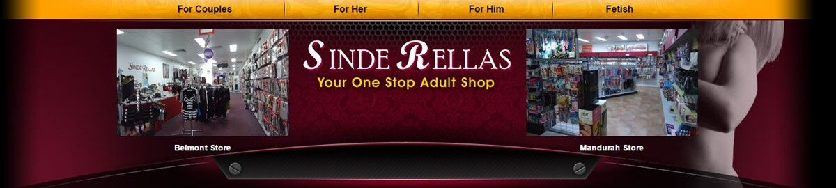 Sinderellas Adult Shop