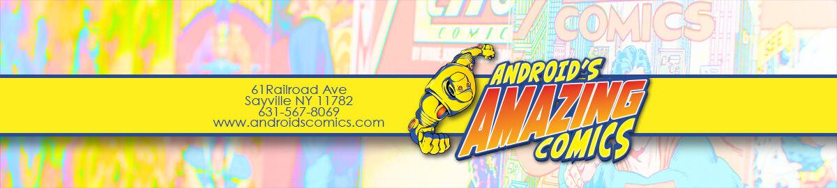 Android's Amazing Comics