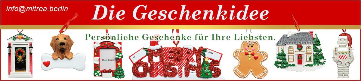 Geschenkideen & Weihnachtsdeko