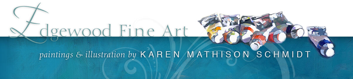 Fine Art by Karen Mathison Schmidt