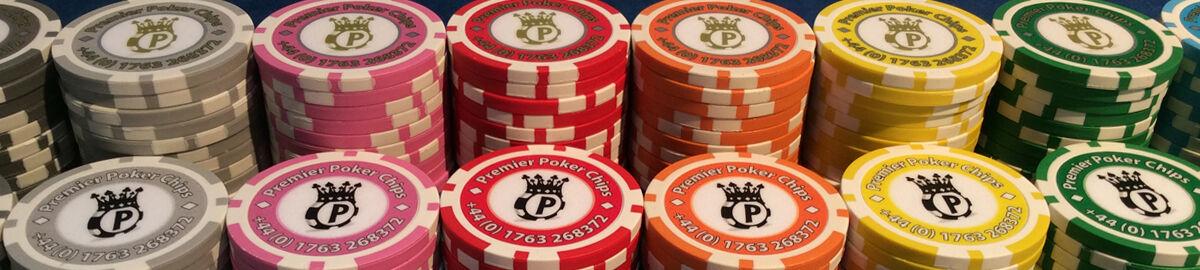 Premier Poker Chips