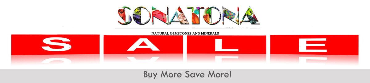 sonatona - Gemstones & Minerals