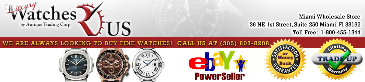 Swiss Luxury Watches R US