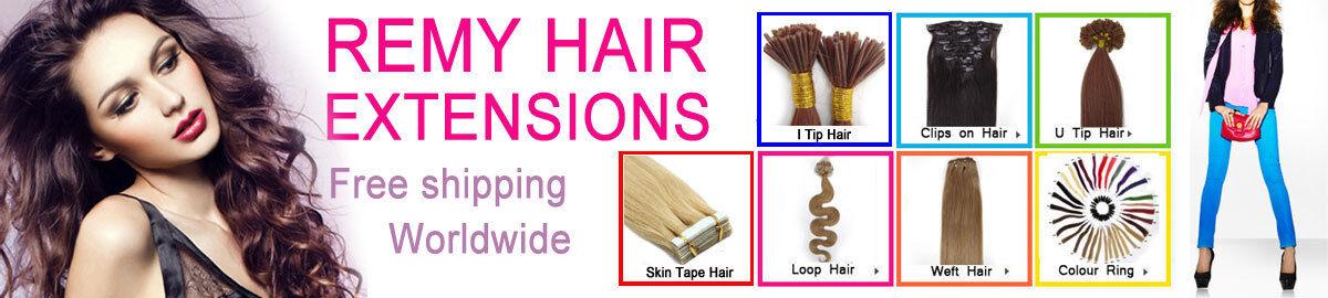 Top Human Hair Extensions