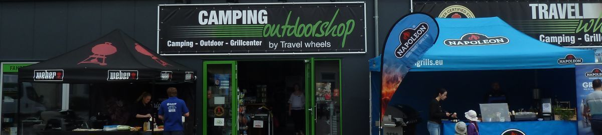 camping-outdoorshop Travel wheels