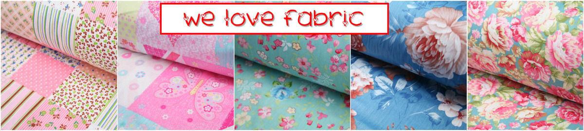 We Love Fabric UK
